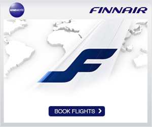 Book your flights at http://www.finnair.com/
